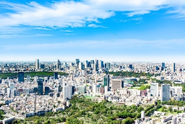 東京の特徴