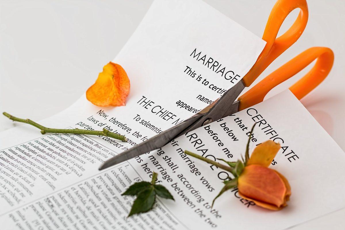 離婚を回避