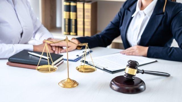 弁護士のサポート